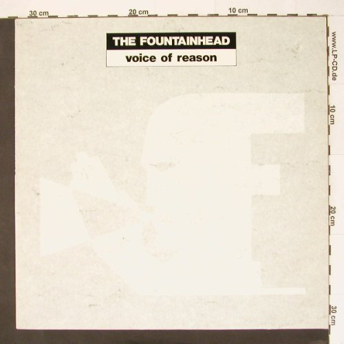 Fountainhead: Voice Of Reason, China(835 719), , 1988 - LP - B9607 - 3,00 Euro