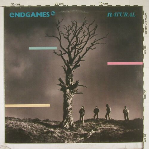 Endgames: Natural, Virgin(206 975-620), D, 85 - LP - B972 - 5,50 Euro
