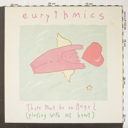 Eurythmics: There Must Be An Angel/Grow up Girl, RCA(PT 40248), D, 1985 - 12inch - C1963 - 3,00 Euro