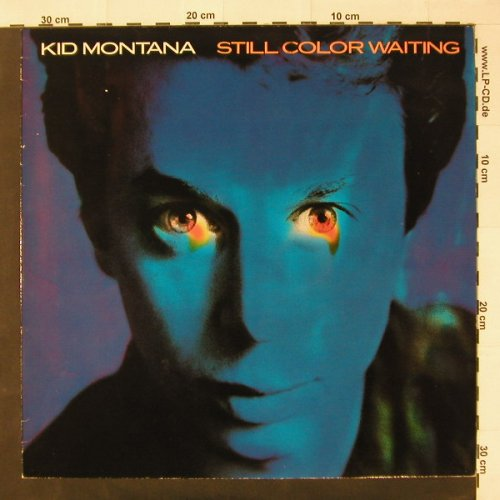 Kid Montana: Still Color Waiting+1, Crepuscule(TWI 812), B, 87 - 12inch - C2582 - 2,50 Euro