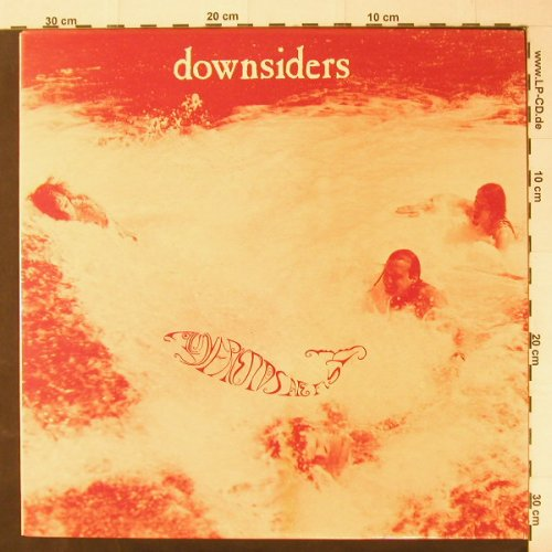Downsiders: All My Friends Are Fish, Mammoth(MR 0012), , 1988 - LP - C2867 - 5,00 Euro