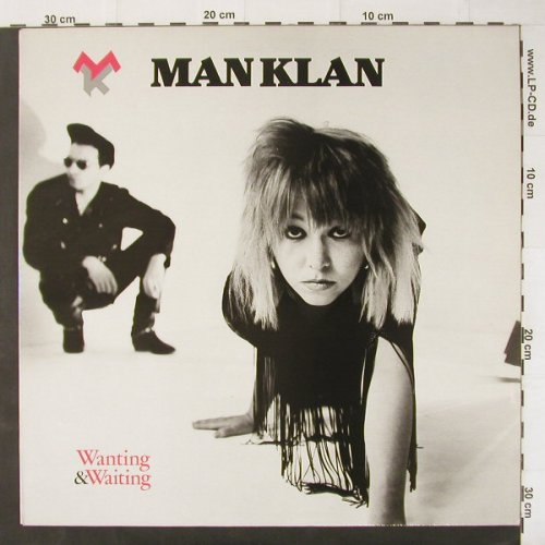 Man Klan: Wanting And Waiting *2+1, WIRE(WRMS018), UK, 87 - 12inch - C2947 - 3,00 Euro