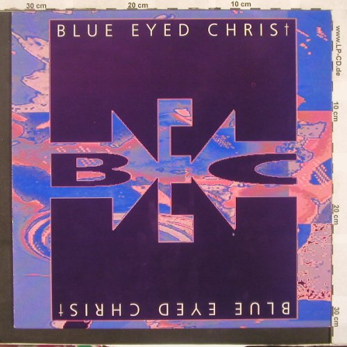 Blue Eyed Christ: Catch My Fall, KK Records(081/390.1081.0), UK, 92 - LP - C4006 - 7,50 Euro