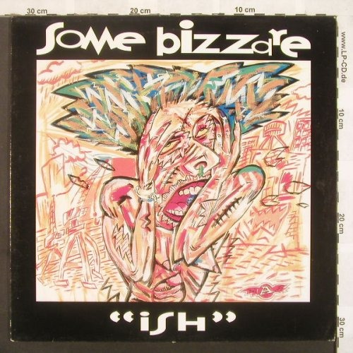 V.A.Ish: 11 Tr., Some Bizzare(sbzlp 003), UK, 90 - LP - C4174 - 7,50 Euro