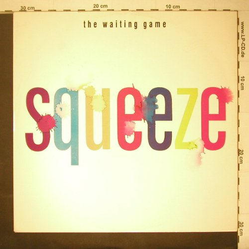Squeeze: The Waiting Game+1/Last Time..., AM(AMY 420), UK, 87 - 12inch - C5122 - 2,50 Euro