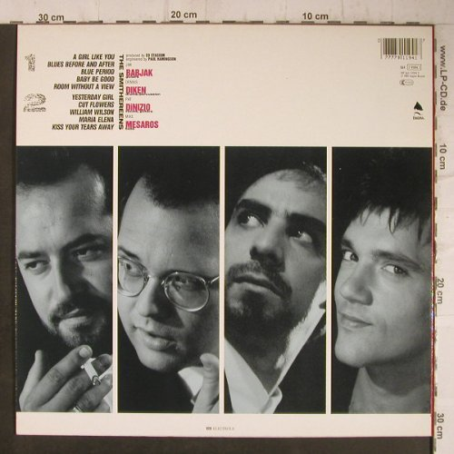 Smithereens: 11, Enigma(7 91184 1), D, 1989 - LP - C6371 - 4,00 Euro