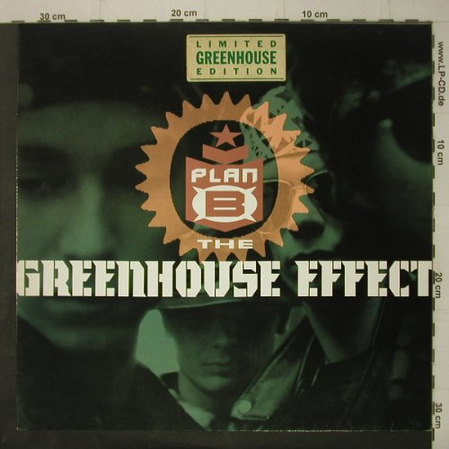Plan B: The Greenhouse Effect, Ariola(210 086), D, 1989 - LP - C7213 - 5,50 Euro