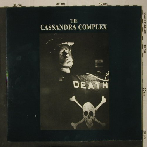 Cassandra Complex: Feel The Windth,rec live,  Foc, Play it ag(BIAS 68), B, 1986 - 2LP - C7825 - 12,50 Euro