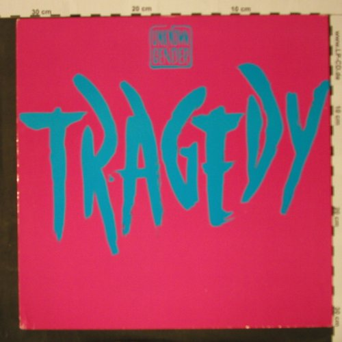 Unknown Gender: Tragedy, Metron.(883 058-1 ME), D, 1985 - 12inch - C8079 - 2,50 Euro