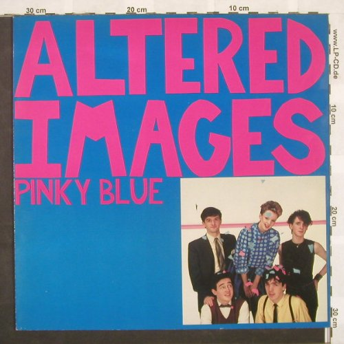Altered Images: Pinky Blue, Epic(85665), NL, 1982 - LP - C8090 - 5,00 Euro