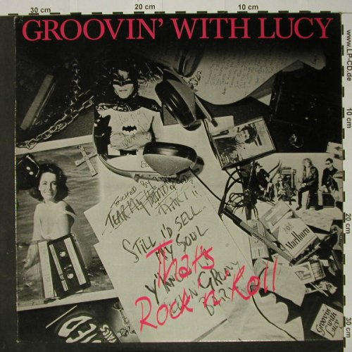 Groovin'with Lucy: That's Rock'n'Roll +2, Karbon(KAR 610-T), UK, 1988 - 12inch - C8105 - 4,00 Euro