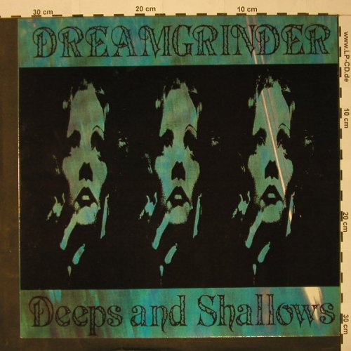 Dreamgrinder: Deeps And Shallows, Product In(INC X004), UK, 1990 - 12inch - C8124 - 4,00 Euro