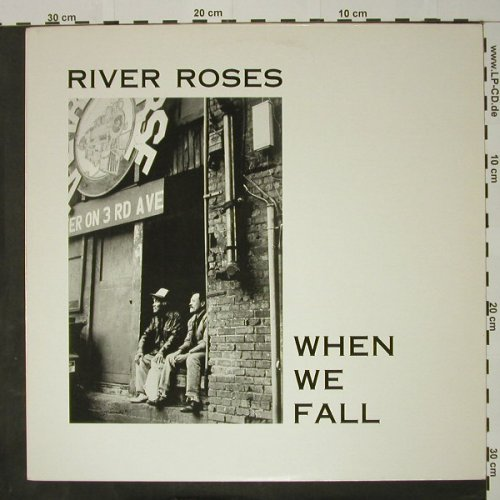 River Roses: When We Fall, EFA(16808-08), D, 1991 - LP - C8180 - 5,00 Euro