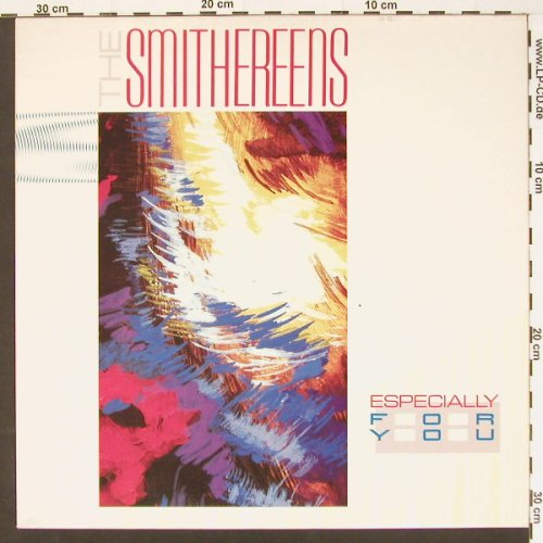 Smithereens: Especially For You, Enigma(3208), EEC, 1986 - LP - C849 - 5,00 Euro