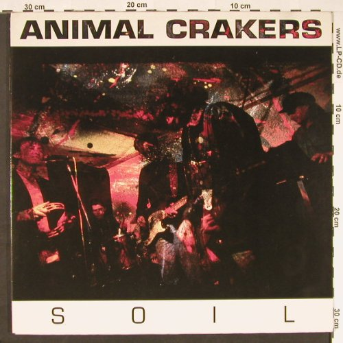 Animal Crackers,The: Soil, Foc, What'sSoF.(SF 95), D, 1990 - LP - C9212 - 4,00 Euro