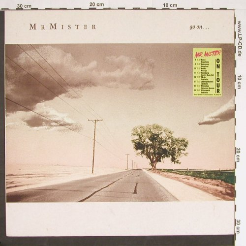 Mr.Mister: Go On.., Facts, RCA(PL86276), D, 1987 - LP - C9349 - 5,00 Euro