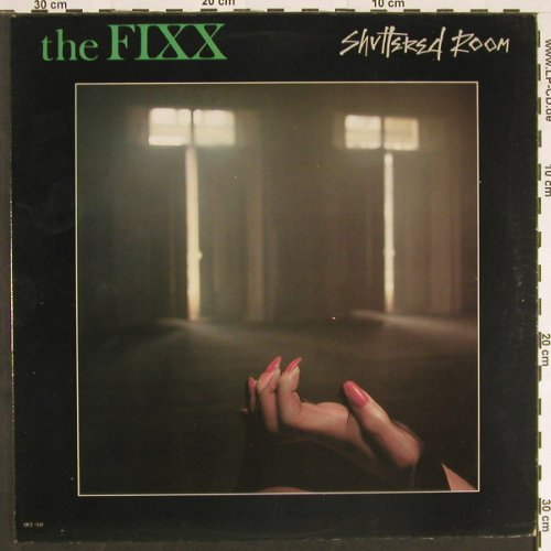 Fixx: Shuttered Room, MCA(1450), US, 1982 - LP - C9448 - 5,00 Euro