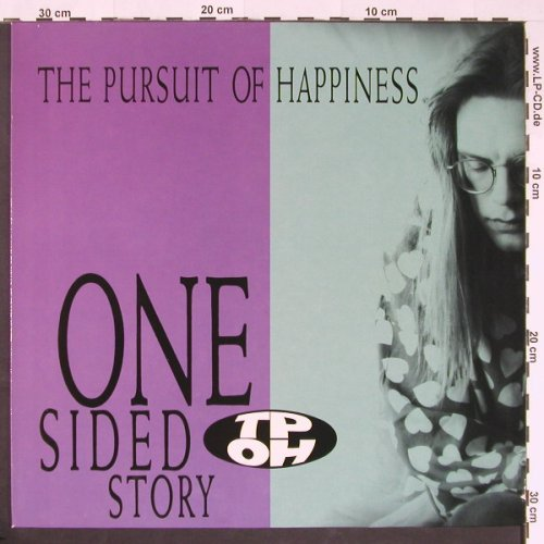 Pursuit Of Happiness(the): One Sided Story, Chrys.(210 837), D, 1990 - LP - C9993 - 5,00 Euro