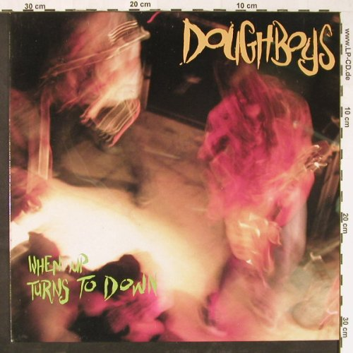 Doughboys: When Up Turns To Down,5 Tr., Emergo(EM 9244 1), D, 1991 - LP - E1133 - 5,50 Euro