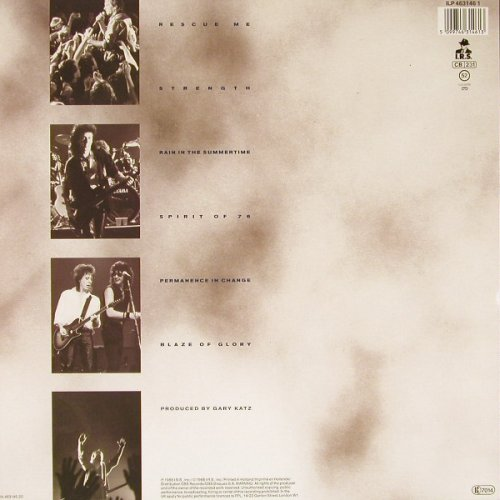 Alarm: Electric Folklore Live, IRS(ILP 463146 1), NL, 1988 - LP - E1571 - 5,00 Euro