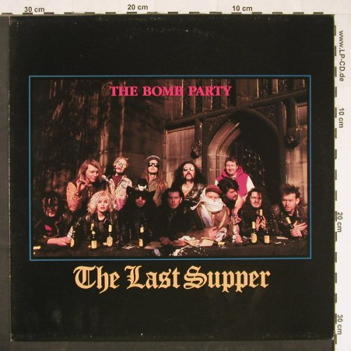 Bomb Party: Last Supper, Abstract(ABT 016), F, 1986 - LP - E178 - 5,00 Euro