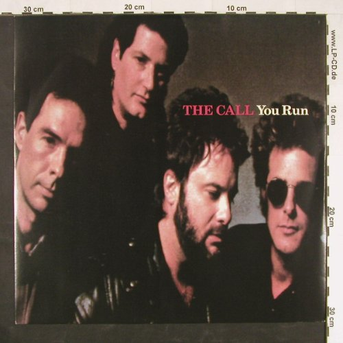 Call,The: You Run/Watch/Jealousy, WB(MCAT 1390), UK, 1989 - 12inch - E205 - 1,50 Euro