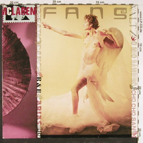Mc Laren,Malcolm: Fans, Virgin(206 702), D, 1984 - LP - E2185 - 5,00 Euro