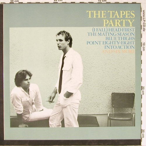 Tapes: Party, Passport(0060.313), D, 1980 - LP - E2621 - 5,00 Euro