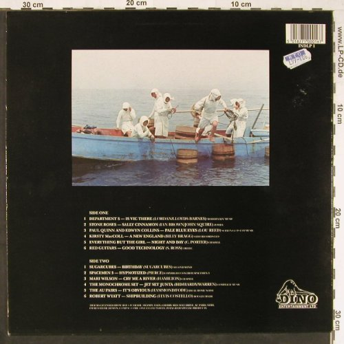 V.A.Diving for Pearls Vol.1: Departments,Sugarcubes,R.Wyatt.., Dino(INDLP 1), D,  - LP - E2894 - 6,00 Euro