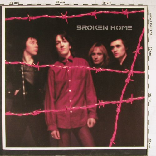 Broken Home: Same, Atlantic(6302 015), D, 1980 - LP - E3437 - 5,00 Euro