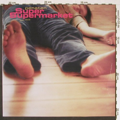 Penaten: Super Supermarket, High Society(Soft 003), D, 1997 - LP - E356 - 5,00 Euro