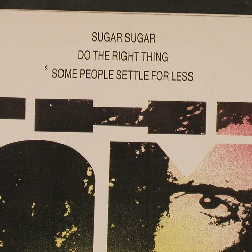 Bomb Party: Sugar Sugar/Do the Right Thing +1, Normal(93T), D, 1988 - 12inch - E361 - 2,50 Euro