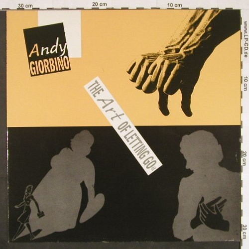 Giorbino,Andy: The Art Of Letting Go+2, Cash Beat(CB02), , 1988 - 12inch - E362 - 2,50 Euro
