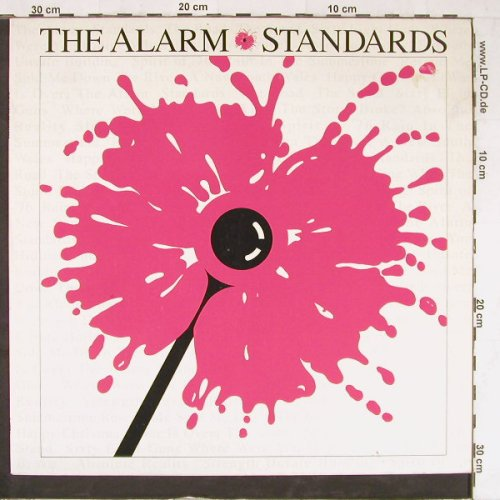Alarm: Standards, vg+/vg+, IRS(7 13056 1), NL, 1990 - LP - E3845 - 2,50 Euro