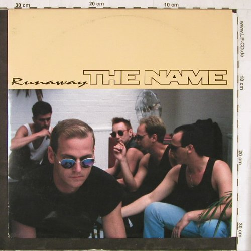 Name,The: Runaway+2, China(), D, 1989 - 12inch - E4497 - 1,50 Euro