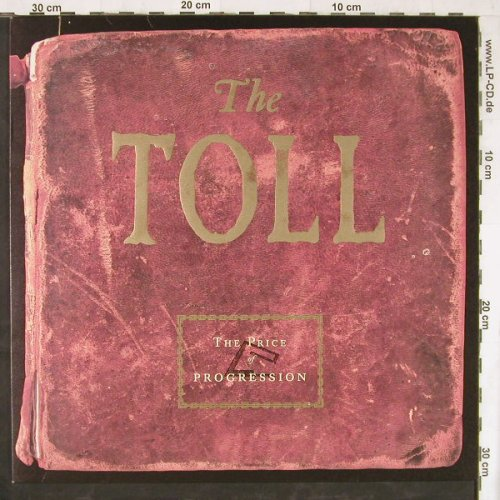 Toll,The: The Price Of Progression, Geffen(924 201-1), D, 1988 - LP - E4500 - 5,00 Euro