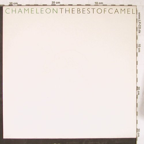 Chameleon: The Best Of Camel, Decca(6.24936 AP), D, 1981 - LP - E5653 - 6,00 Euro