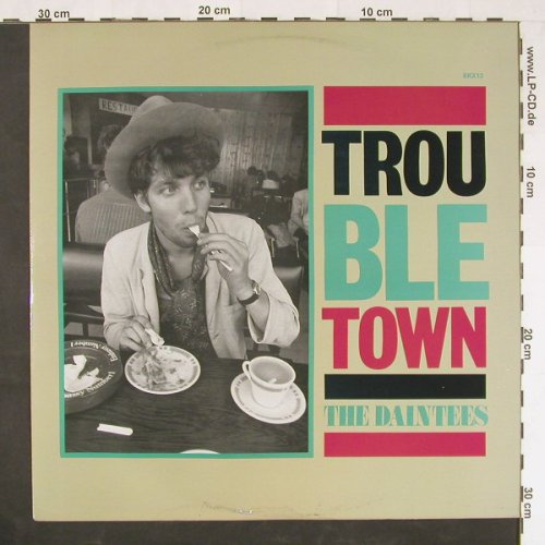 Daintees: Trouble Town+2, Kitchenw.(SKX13), UK, 1984 - 12inch - E570 - 4,00 Euro