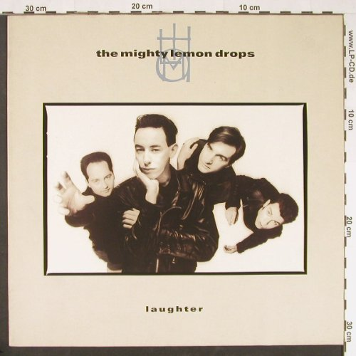 Mighty Lemon Drops: Laughter, Chrys.(210 192), D, 1989 - LP - E67 - 3,00 Euro
