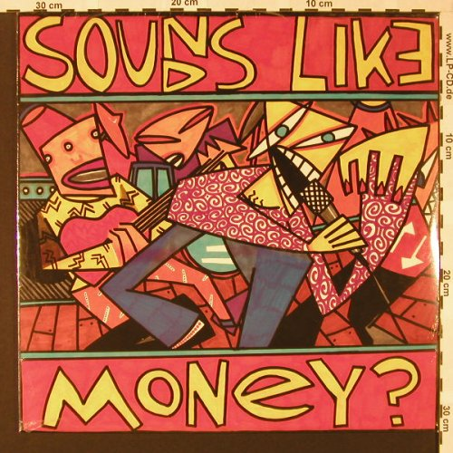 "V.A.Sounds Like Money?: Smiles in Boxes..Situation B, +7"", Columbia(467965 1), D, FS-New, 1991 - LP - E6938 - 9,00 Euro"