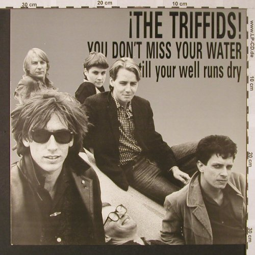 Triffids: You Don't Miss Your Water...+3, HOT(HOT 1226), UK, 1986 - 12inch - E8303 - 3,00 Euro