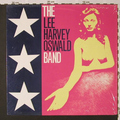 Lee Harvey Oswald Band: Same, Touch & Go(T&G #45), US, 1989 - LP - E9185 - 9,00 Euro