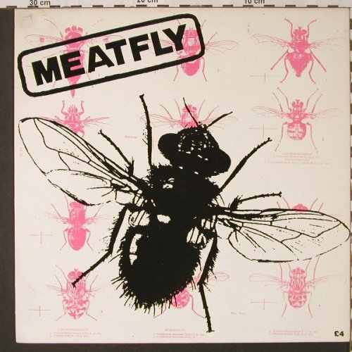 Meatfly: Same, In Your Face Rec(FACE 10), UK,  - LP - E9260 - 14,00 Euro