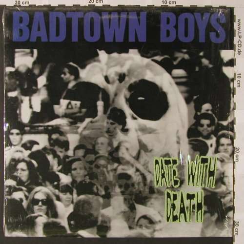 Badtown Boys: Date with Death, Gift of Life(GIFT 35), CDN,  - LP - E9291 - 9,00 Euro