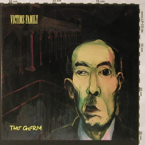 Victims Family: The Germ, Konkurrel(08-13207), , 1992 - LP - E9316 - 7,50 Euro