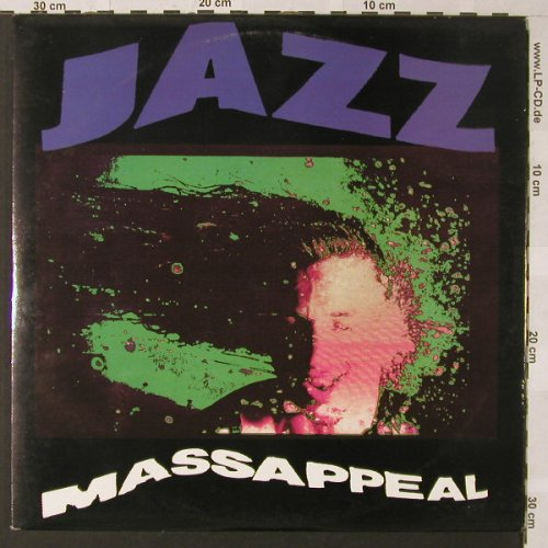 Massappeal: Jazz/Extra jazz, Vinyl Solution(SOL 21/EFA17139), UK, 1989 - 2LP - E9332 - 12,50 Euro