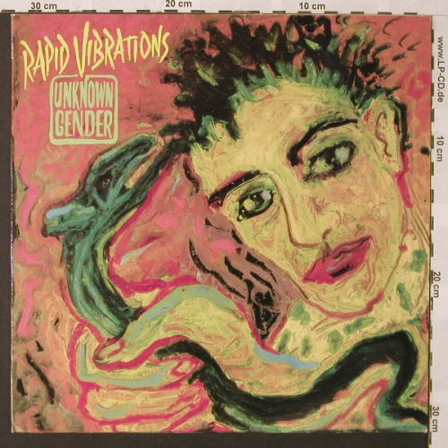Unknown Gender: Rapid Vibrations, Metronome(825 824-1), D, 1985 - LP - E9681 - 5,00 Euro