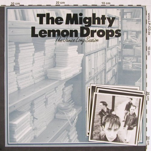 Mighty Lemon Drops: Jenice Long Session +3, StrangeFru(SFNT 004), UK, 1987 - 12inch - E97 - 4,00 Euro