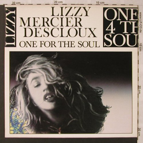 Mercier Descloux,Lizzy: One For The Soul, Foc, Polydor(827 910-1), D, 1986 - LP - F1984 - 5,00 Euro