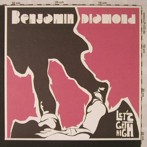 Diamond,Benjamin: Let'z get High *3, K7(7176EP), F, 2005 - 12inch - F2145 - 5,00 Euro